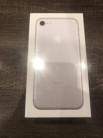 iPhone 7 32GB Silver/White