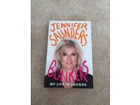 Jennifer Saunders book