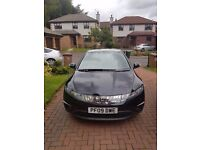 Honda Civic 1.8 i-vtec Low mileage, Great condition with full service history