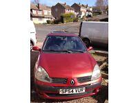 Renault Clio spares or repairs £300