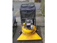 LAWNMOWERS LEAF COLLECTOR POWER WASHER GARAGE CLEAROUT