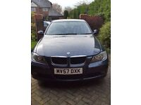 BMW 3 Series 07 Plate, Chester Area, Great Runner, well looked after