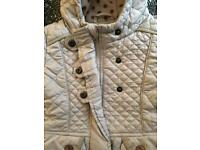 Girls Jacket from Next Size 1.5-2 years