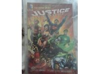 Justice League Comic The New 52 Volume 1 Origin