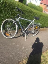 Crescent road bike