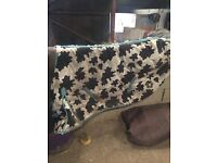 Various used horse / pony rugs for sale x 10