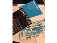 Creamfields 2017 4 day Camping ticket!