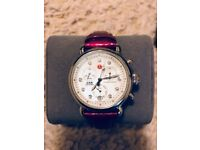 Authentic Michele Watch with Diamonds