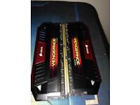 Corsair vengeance DDR3 16gb