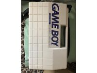 Game boy carry case and accessories