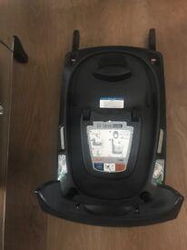Stokke be safe red izi sleep car seat and isofix base