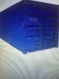 SHIPPING CONTAINER - STORAGE CONTAINER FOR HIRE/RENT