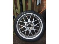 "Volkswagen Golf Mk4 Anniversary, BBS Rc336 5x100 18"" Alloys"