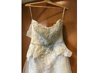 Vintage Immaculate Wedding Dress