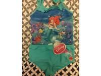Brand New Girls Swimming Costume Age 7 to 8