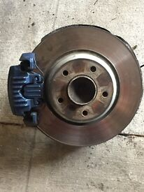 BMW 3 series e92 e90 parts hub disks brake calipers abs air vents start button mirror trim pieces