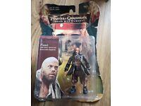 Pirates of the Caribbean figure pintel