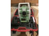 Leica total station TS06+