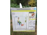Safety Gate, Lindam Easy Fit Plus Deluxe, No Drill, Pressure Fit, unused