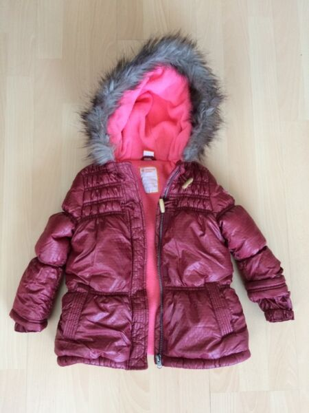 winterjacke von dm gr 92 in baden w rttemberg karlsruhe babykleidung gr e 92 kaufen ebay. Black Bedroom Furniture Sets. Home Design Ideas