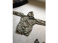MTP smock jacket