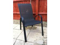 4x garden chairs. Excellent condition (price per chair)