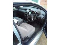 Peugeot 206 1.6 good first car cheap on insurance