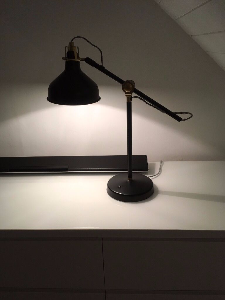 Ikea Ranarp Work Desk Lamp