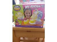 Let's cook ice cream parlour. NEVER USED