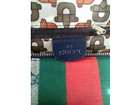 Gucci GG weekend travel bag with signature colours