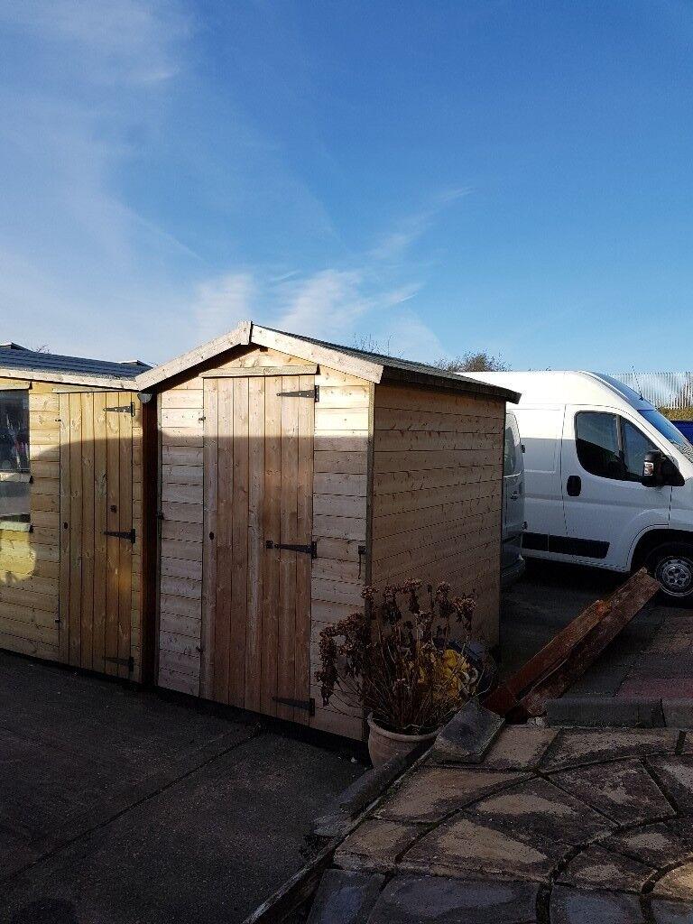 Ex display sheds for sale