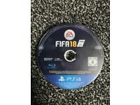 FIFA 18 and PlayStation Plus trial