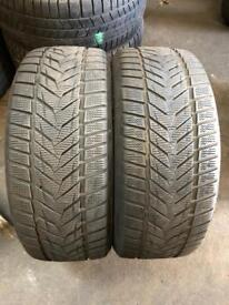 2 PW 225 40 18(92Y) Vredestein Wintrac Xtreme S Extra Load M+S Tread 4.5mm-5.5mm