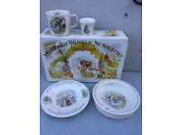 Wedgewood Nursery Set