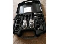 Binatone twin walkie talkies brand new in box