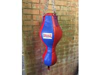 Lonsdale Leather 3 in 1 Punch Bag