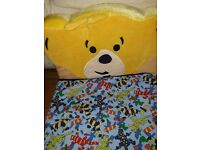 Build a Bear bed and sleeping bag