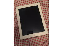 White Apple iPad 2nd Generation A1395 16GB