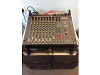 STUDIOMASTER PA band/ disco equipment