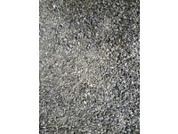Free gravel /rubble chipping