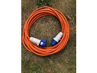 16Amp Electric Hook Up
