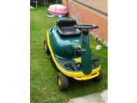 Yard Man ride on lawnmower dx70