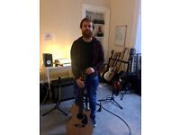 Personalised Creativity Focused Guitar Lessons