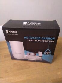 AUGIENB Activated Carbon Faucet Filtration System central London bargain