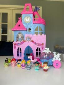 Little people Disney Princess Bundle