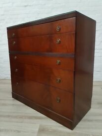 Beithcraft Chest Of Five Drawers (DELIVERY AVAILABLE FOR THIS ITEM OF FURNITURE)