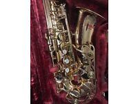 Yamaha saxophone 62