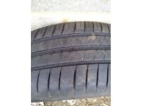 NISSAN PRIMERA P12 WHEEL 16 INCH STEEL NEW CONDITION TYRE OTHER AVAILABLE