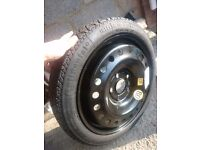 Brand new Continental spare tyre