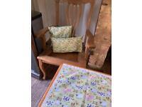 Farm Animal NEW Cushions & Dresser Mat